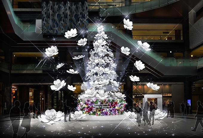 グランフロント大阪のクリスマス 壮大なイルミネーションやツリー、アイスリンクなど ファッションプレス