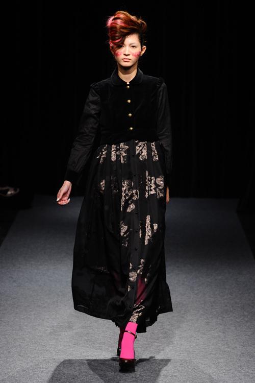ジュンヤタシロ(JUNYA TASHIRO) 2012年春夏コレクション