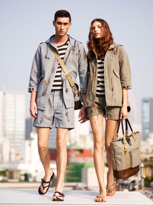 ギンギラギンにさりげなく決めるトラッドスタイル - ビューティフル ピープル(beautiful people)、2012年春夏コレクション