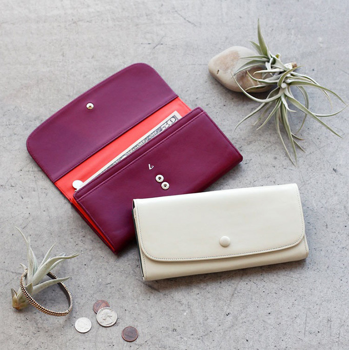 鞄 財布 土屋