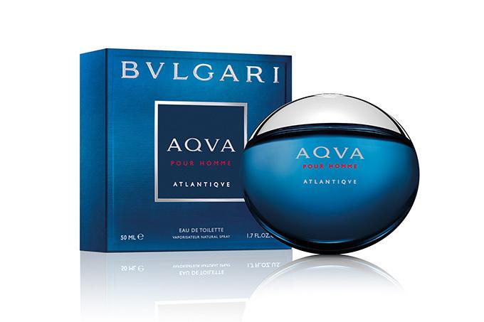 buy popular 43f6b 67f26 ブルガリの新作メンズフレグランス - 大西洋の香りをフレッシュ ...