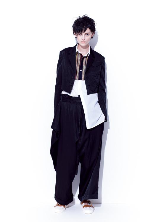 Y's 2012年春夏コレクション