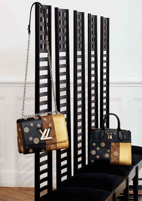 65e8178f6621 ルイ・ヴィトンから17年春夏のバッグ、モノグラム・キャンバス地の ...