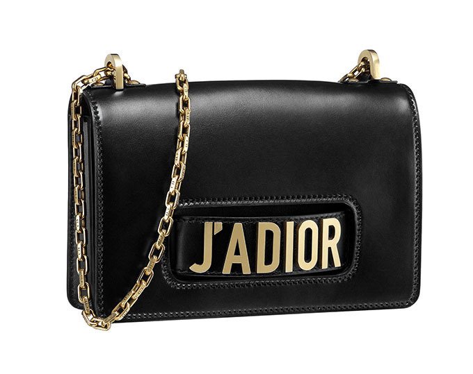 cheap for discount 25a89 0df10 ディオール 17年春夏の新作バッグ、「J'ADIOR」の文字をゴールド ...