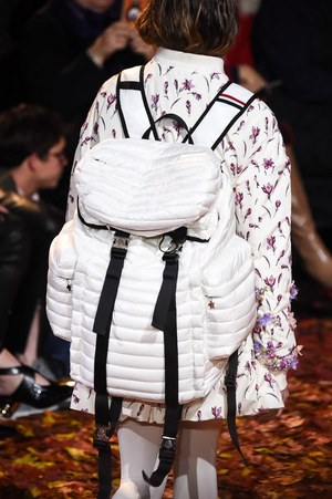 W300 moncler gammerouge 17aw 40