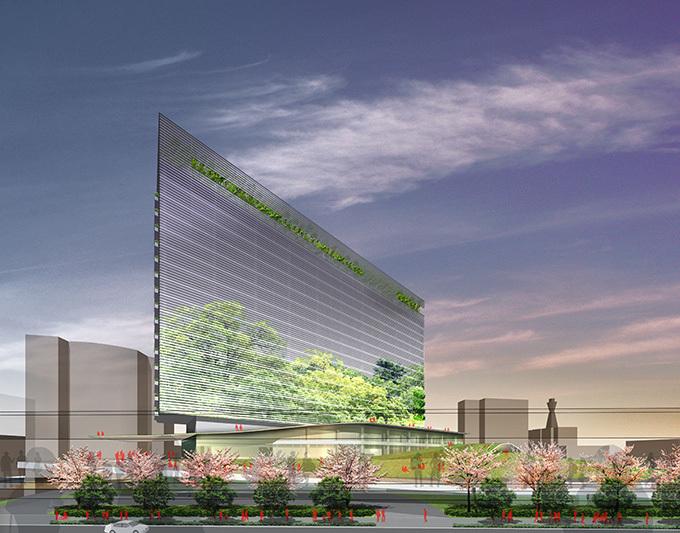 星野リゾートが大阪に初進出、新今宮駅前に新施設
