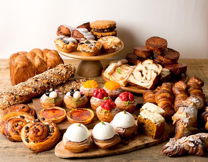 「ヴィエノワズリー ジャン・フランソワ」MOF受賞シェフが手掛ける菓子パン専門店