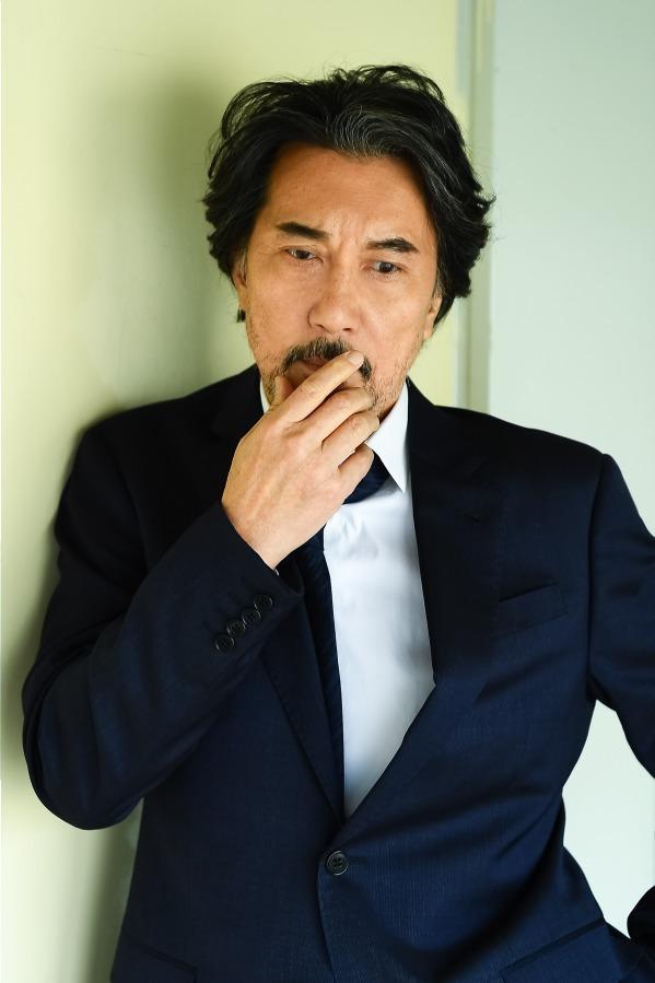 映画『孤狼の血』役所広司にイン...