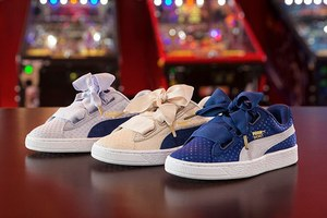 W300 puma basket denim4