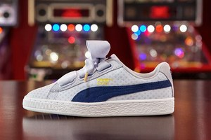 W300 puma basket denim5