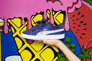 W300 puma basket denim9