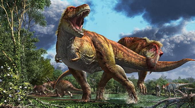幕張メッセで「ギガ恐竜展2017」...