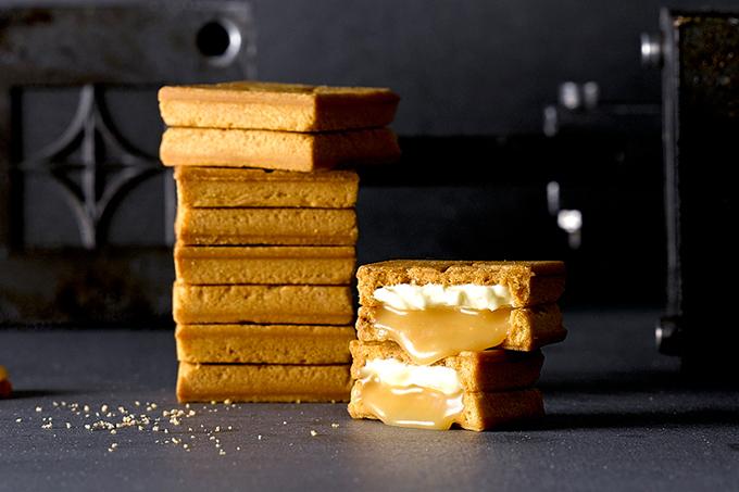 北海道産バターを使用、焼きたてバターサンド専門店「プレスバターサンド」