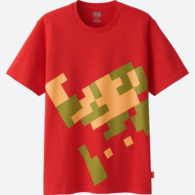 ユニクロ(UNIQLO)から、「任天堂(Nintendo)」がテーマの「UT GRAND PRIX  2017」の受賞作品をTシャツにデザインした「UTGPコレクション」が登場。2017年5月19日(金)より
