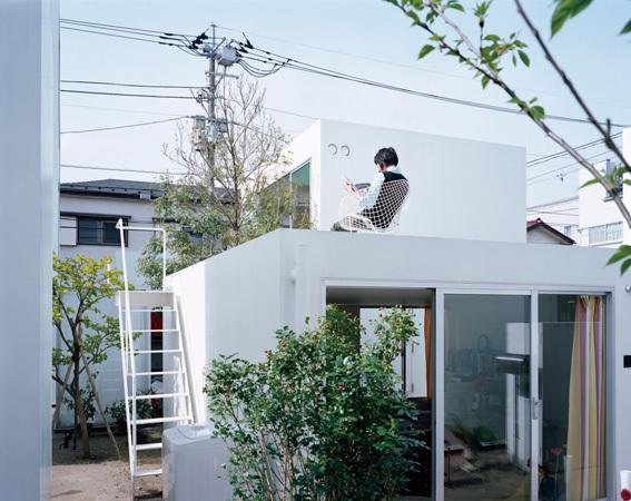 日本の家 1945年以降の建築と暮らし」東京国立近代美術館にて、安藤 ...
