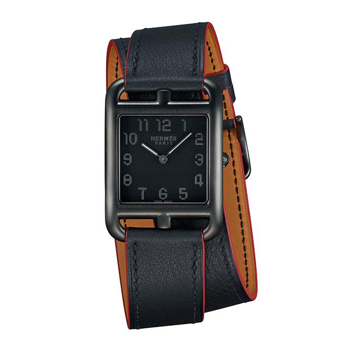 newest fd8e1 b218b エルメスのウィメンズアイコン時計に新モデル「ケープコッド ...