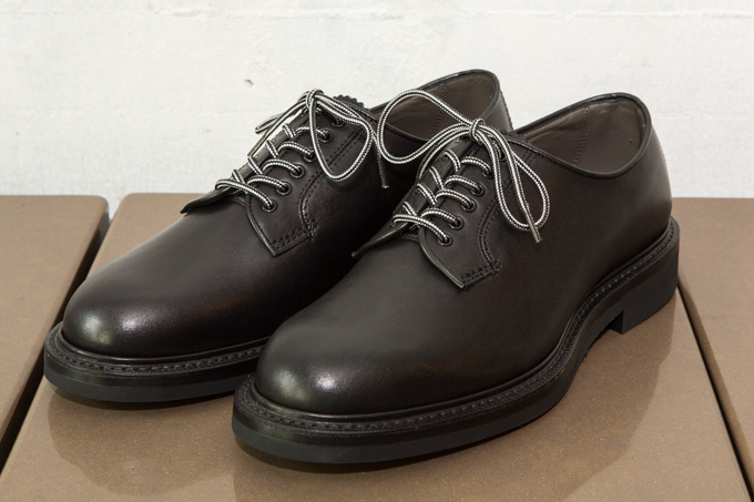COUNTRY MANNER PLAIN SHOES(IMPERIAL SOLE) 56,000円+税
