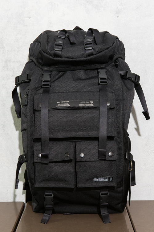 BACK PACK(FOOT THE COACHER PORTER) 72,000円+税
