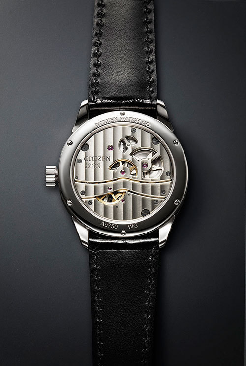 b1ba984db4 ... シチズン、初のトゥールビヨンを搭載した機械式腕時計を発表 画像2 ...