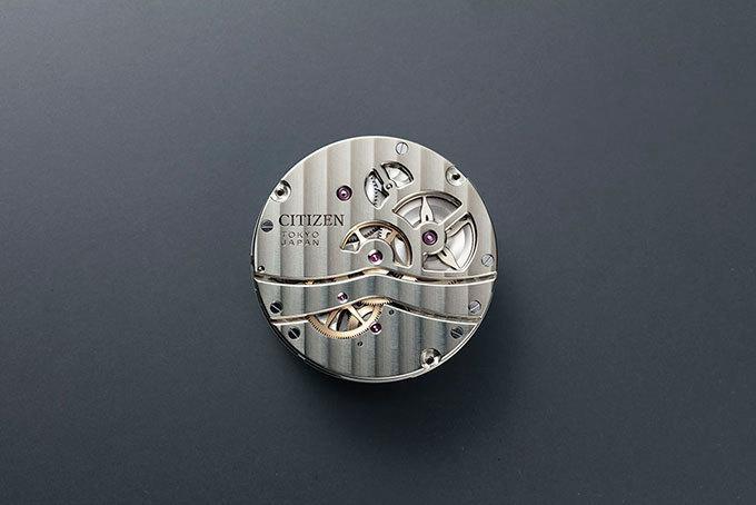 new product 20405 d89dc シチズン、初のトゥールビヨンを搭載した機械式腕時計を発表 ...