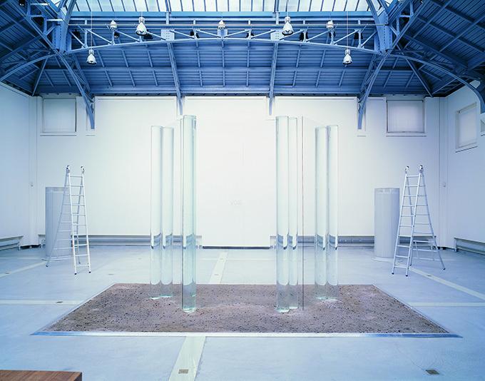 銀座メゾンエルメス フォーラムの無料展覧会「エマニュエル・ソーニエ展」