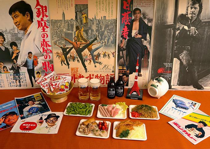 六本木ハイアットで「昭和」がテーマのビアガーデン