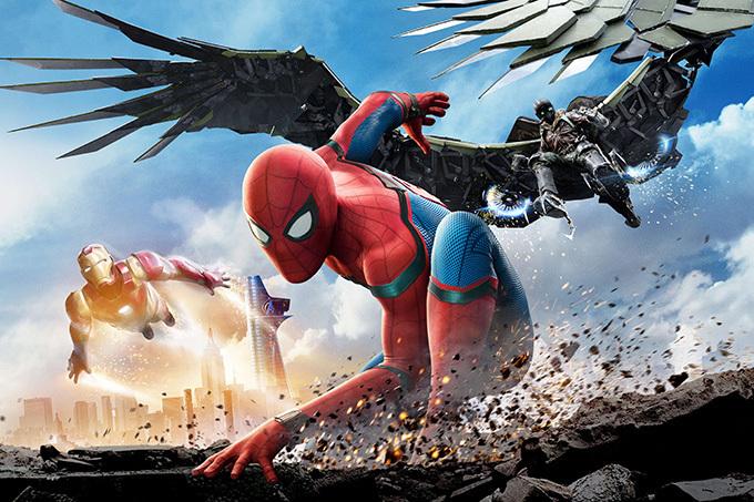 最新技術でスパイダーマンになって空を飛ぶ!映画『スパイダーマン:ホームカミング』体験、渋谷にて