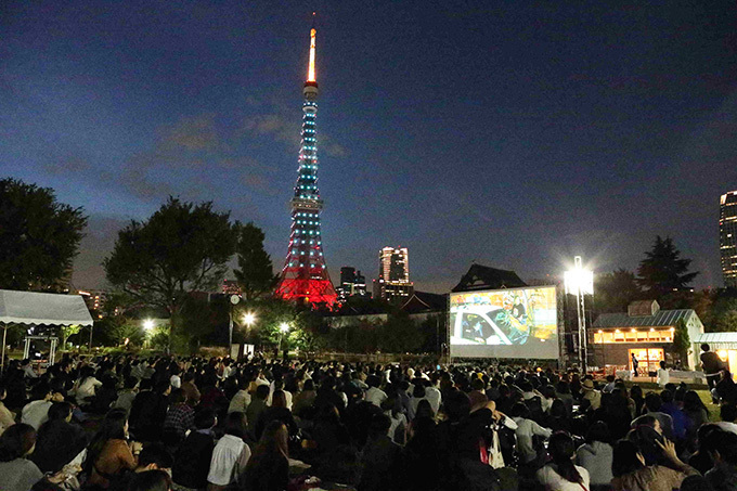 Tower Light Cinema (昨年の様子)