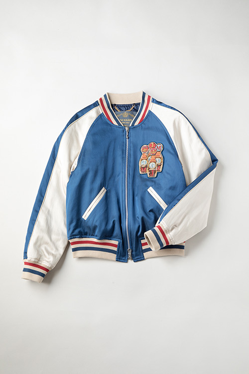 Jolly Bowl スタジアムジャンパー 45,800円