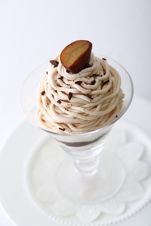 [キハチ カフェ]ぶどう・いちじく・マロンの秋スイーツ