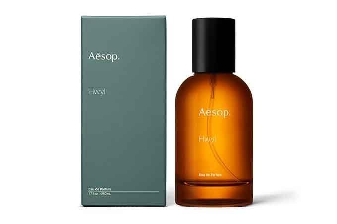 イソップから新香水「ヒュイル オードパルファム」