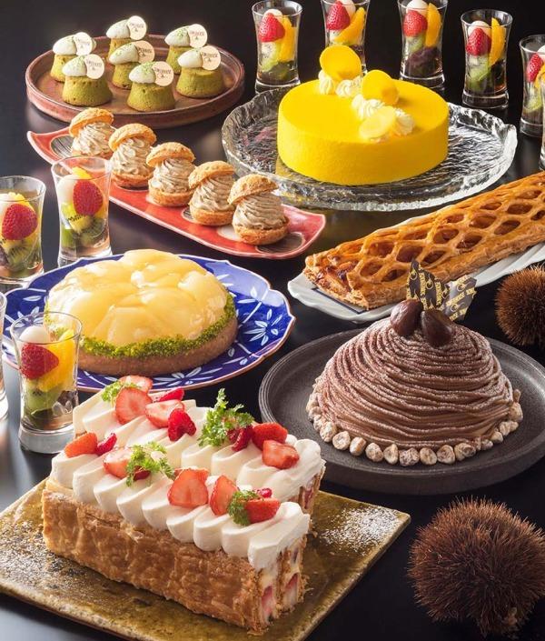 <横浜ベイホテル東急>抹茶など日本の食材にフォーカスした夜のスイーツブッフェ「スィートジャーニー」