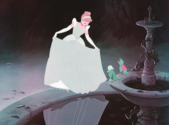 クラウディアからディズニープリンセスのウエディングドレス、シンデレラや白雪姫など6作品をモチーフに 写真9
