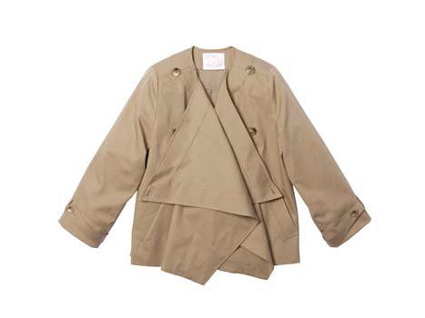 JUN OKAMOTO バーニーズ ニューヨーク別注ジャケット 価格¥39,900(税込)