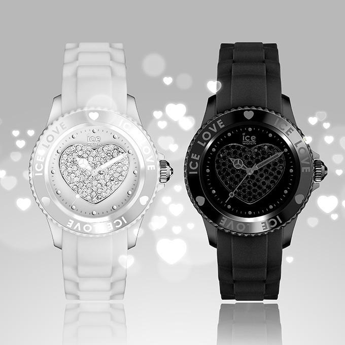 on sale 28a44 a8d64 アイスウォッチの復刻時計「アイスラブ」日本限定で発売、文字盤 ...