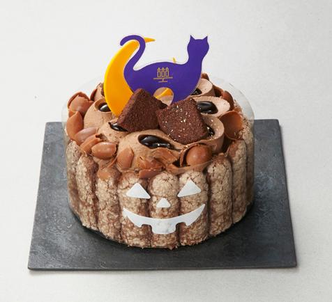 アンリ・シャルパンティエ 黒猫のトリプルチョコレート 2,916円(税込)