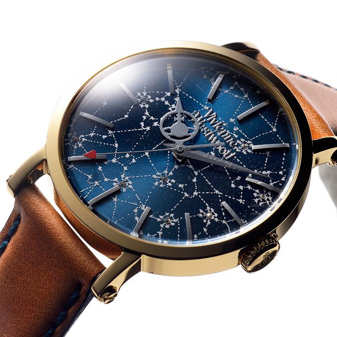 49973604a4 ヴィヴィアン・ウエストウッド、「夜空」から着想を得た新作ウォッチ ...
