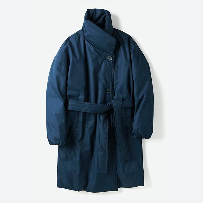 <ウィメンズ>リバーシブルダウンコート+E 12,900円+税