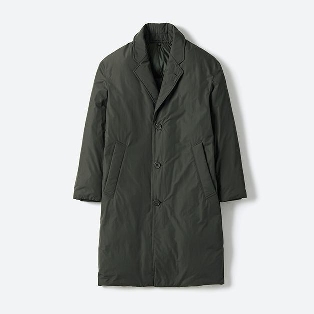 <メンズ>ライトダウンコート+E 9,990円+税
