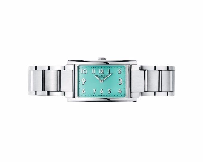pretty nice 83cbf 7f001 ティファニーの腕時計「ティファニー イースト ウエスト」に ...