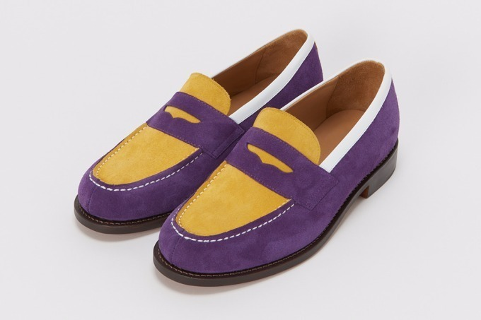 typical color exception loafer 54,000円