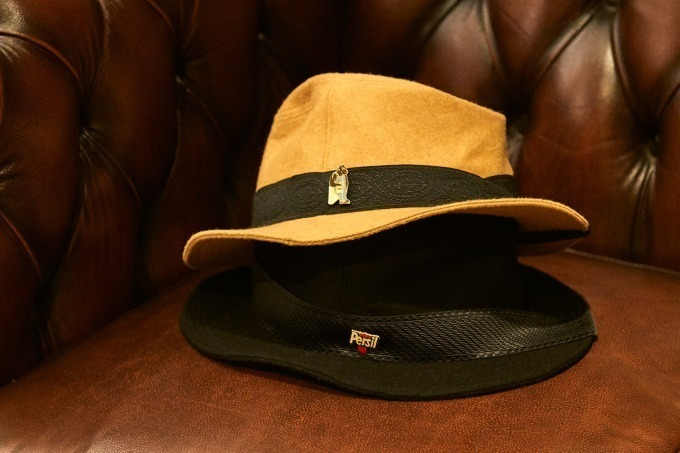 HARRIS ELLIOTT  X CA4LA HAT 9,200円+税