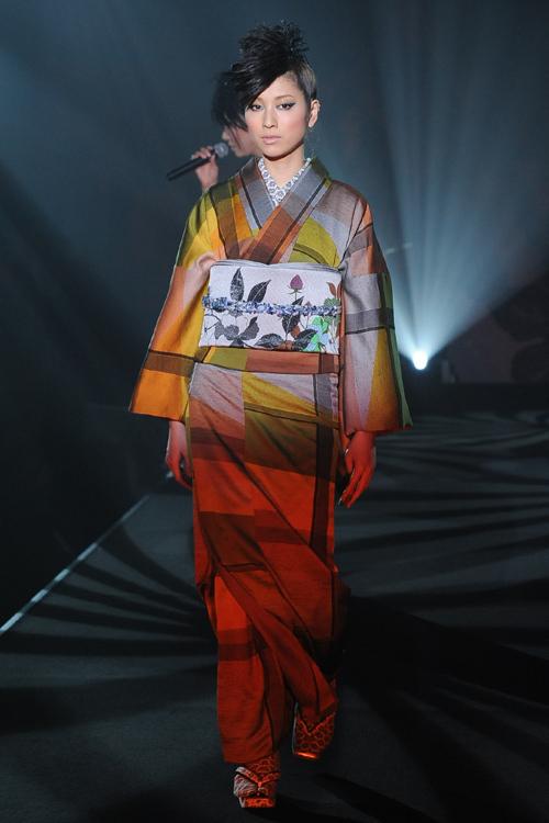 ジョウタロウ サイトウ 2012-13年秋冬コレクション - キモノの未来に挑戦 - 画像3