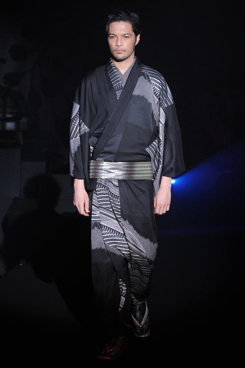 ジョウタロウ サイトウ 2012-13年秋冬コレクション - キモノの未来に挑戦 - 画像5