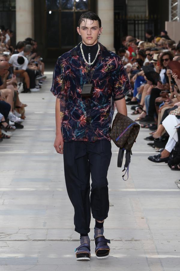ルイ・ヴィトン 18年春夏メンズコレクションを六本木ヒルズ店で先行販売