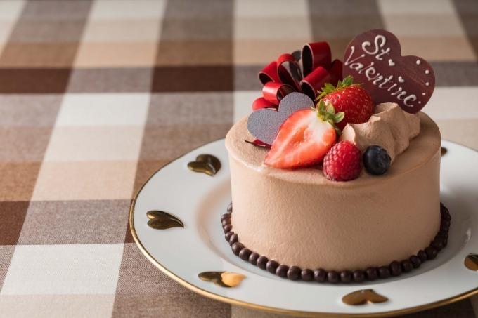 ケーキ バレンタイン チョコ