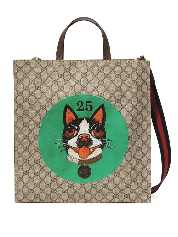 competitive price 60f09 36893 グッチから「戌年」コレクション - ミケーレの愛犬を描いた ...