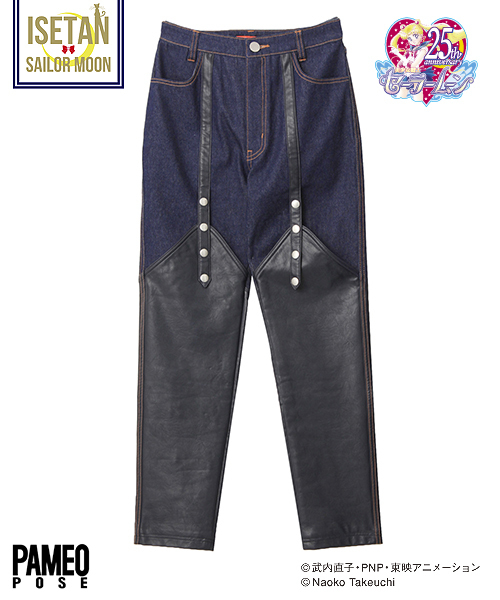 Sailor Starlights Denim Pants 38,000円+税