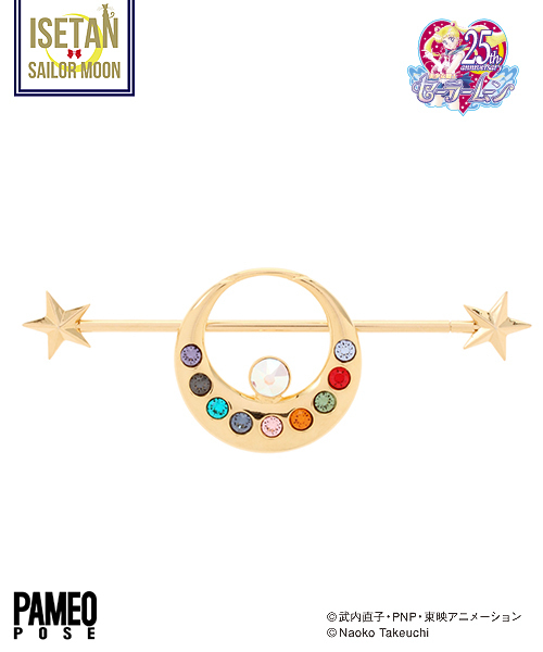 Moon Hair Stick 16,000円+税