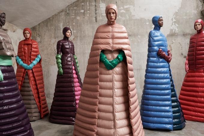 "<a href=""https://www.fashion-press.net/collections/9000"">モンクレール ピエールパオロ・ピッチョーリ&#13;&#10; 2018年秋冬コレクション</a>より"